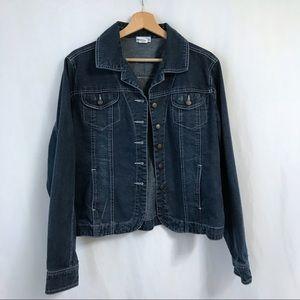 Sweet Lily Denim Jacket